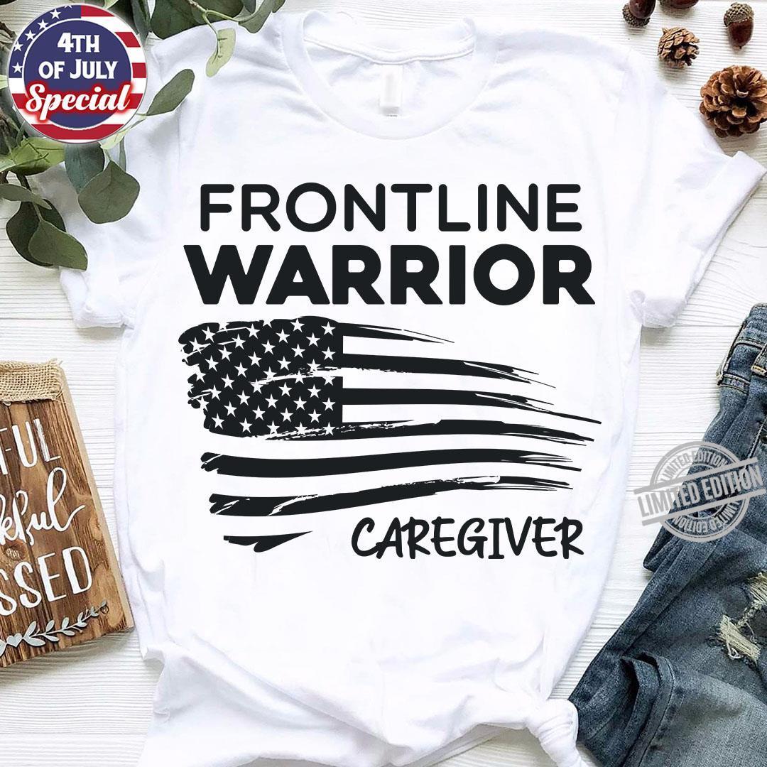 Frontline Warrior Caregiver Shirt