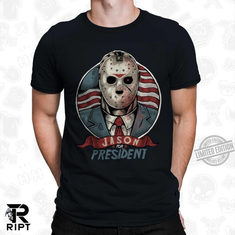 Jason For President Shirt
