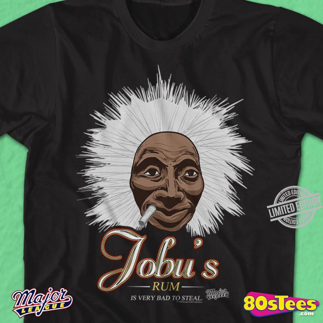 Jobus Rum Is Very Bad To Steal Shirt