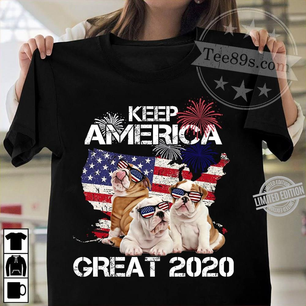 Keep America Great 2020 Shirt