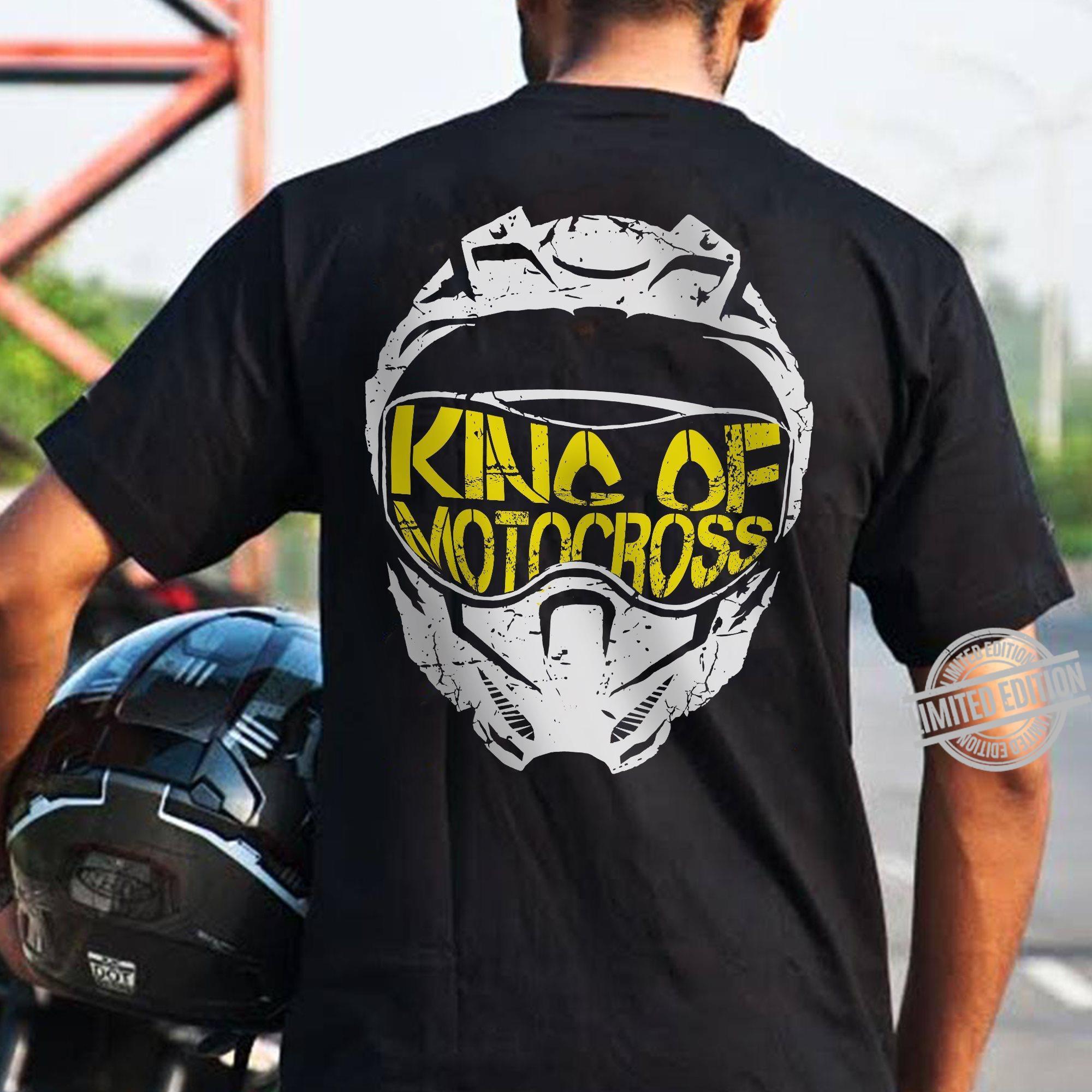 King Of Motocross Shirt