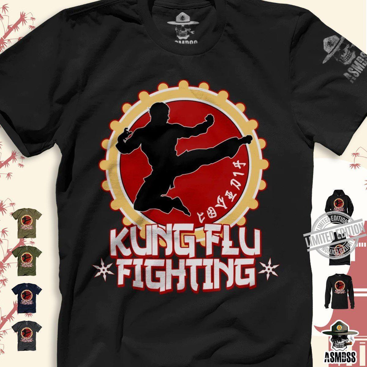 Kung Flu Fighting Shirt