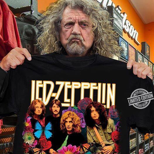 Led-Zeppflin Shirt